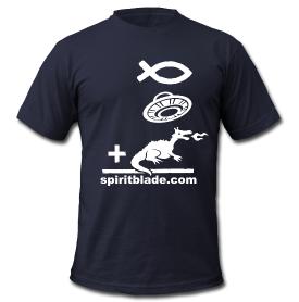 Spirit Blade T-shirts