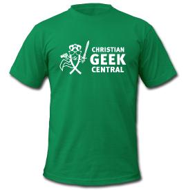 Christian Geek Central T-shirt