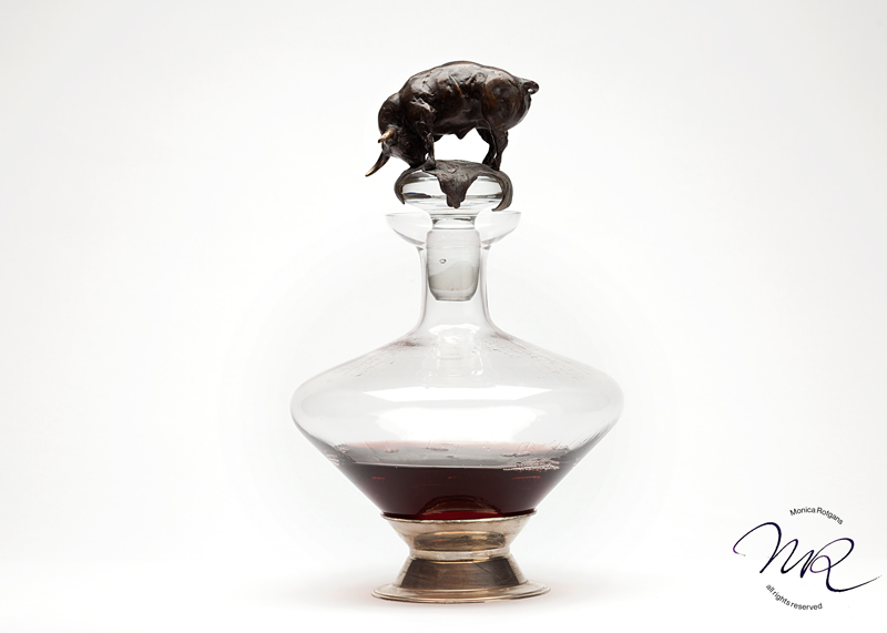 Decanter Sculptures
