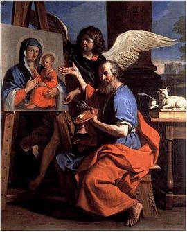 270px-Luke_evangelist_Guercino.JPG