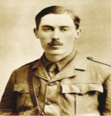 Captain Grenville Fortescue    (1887-1915