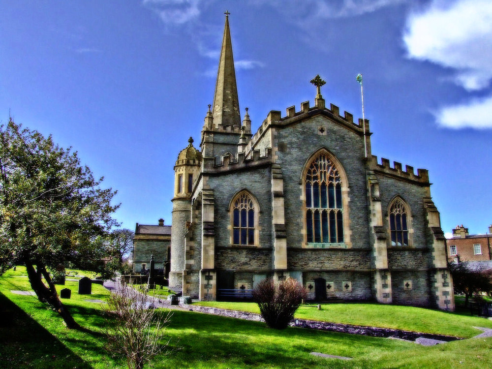 St Columb's Cathedral, Derry