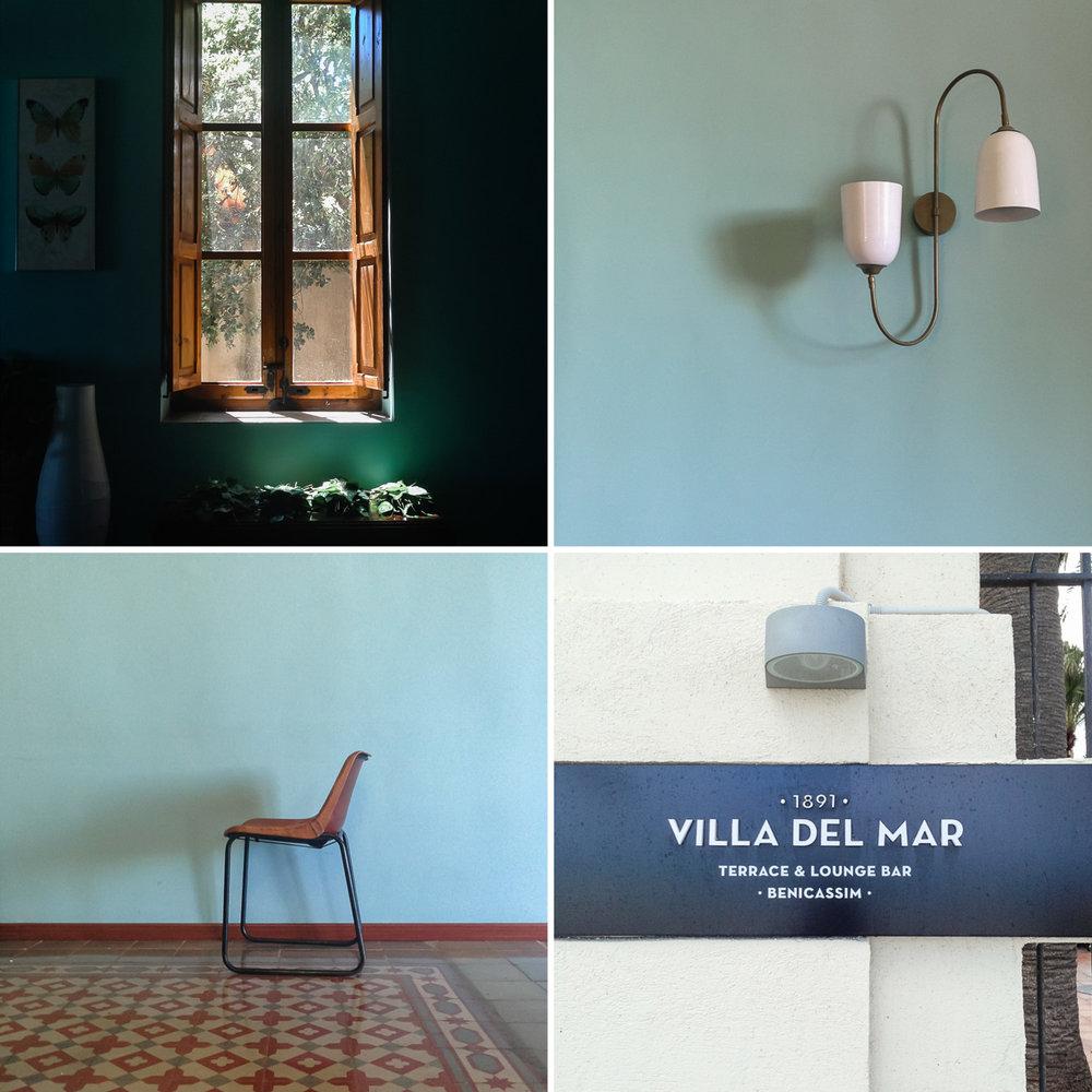 villa del mar Benicassim