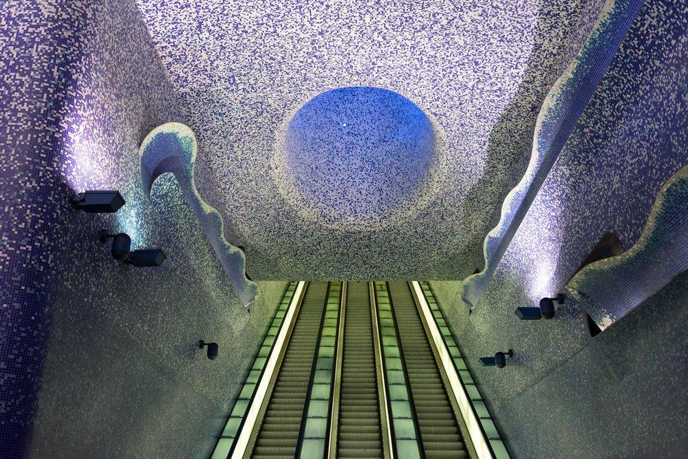 metro Toledo Nápoles