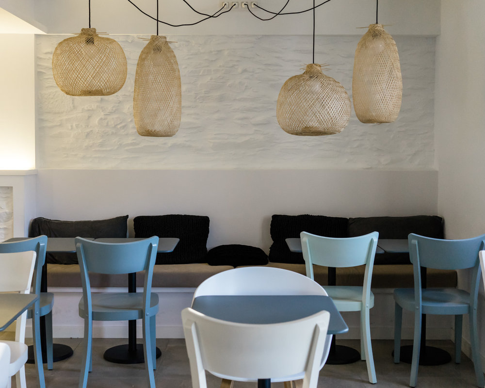 cafetería hotel Tramuntana