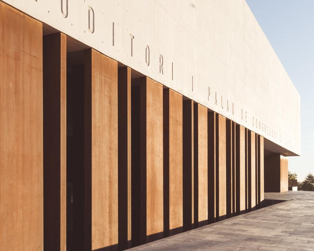 auditori y Palau de Congressos Castellón
