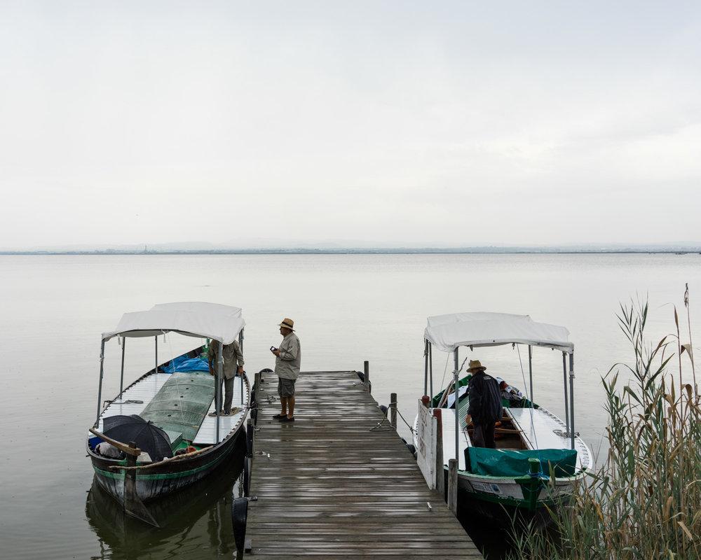 Paseos en barca La Albufera
