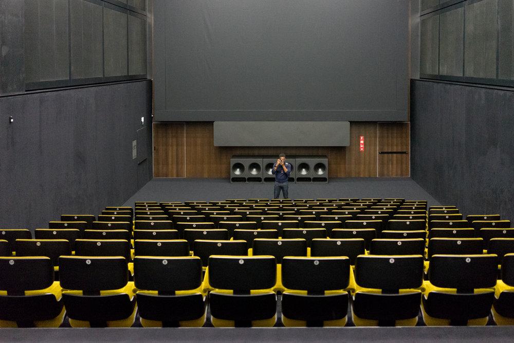 Cine Fundación Prada