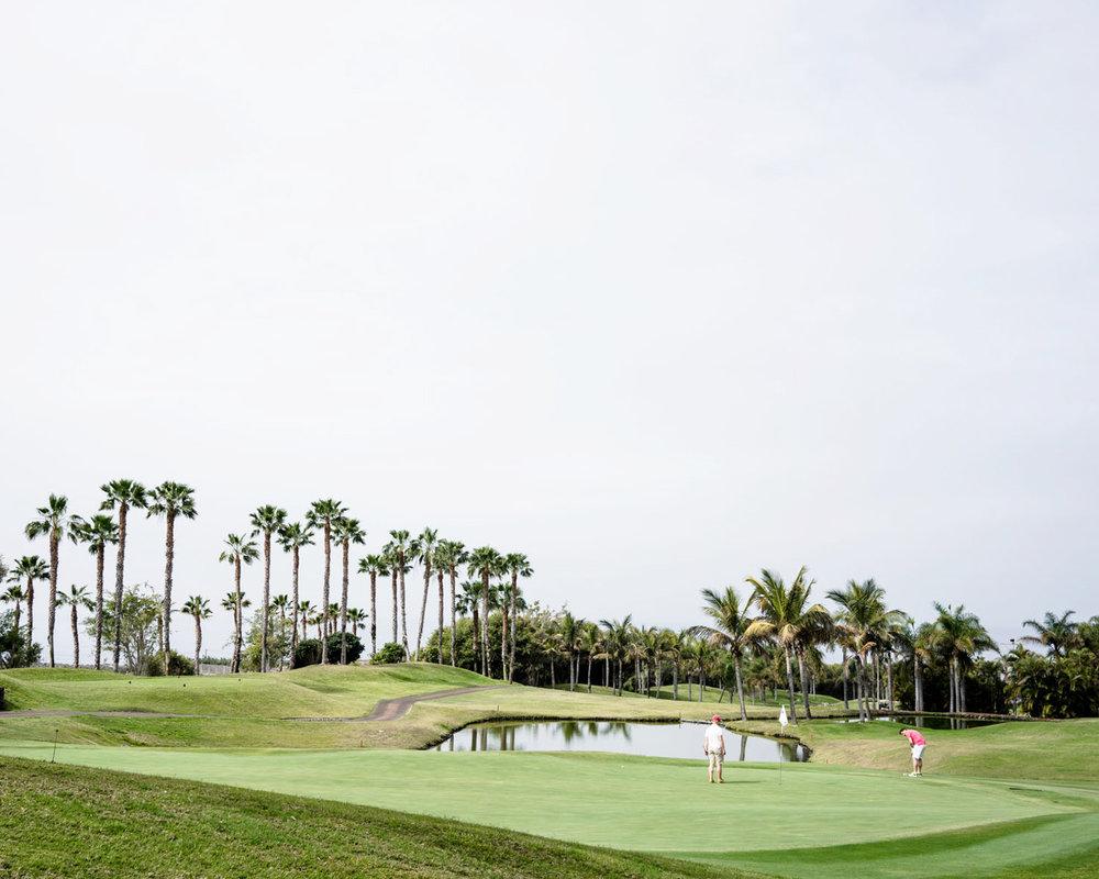 Campo de Golf Hotel Abama