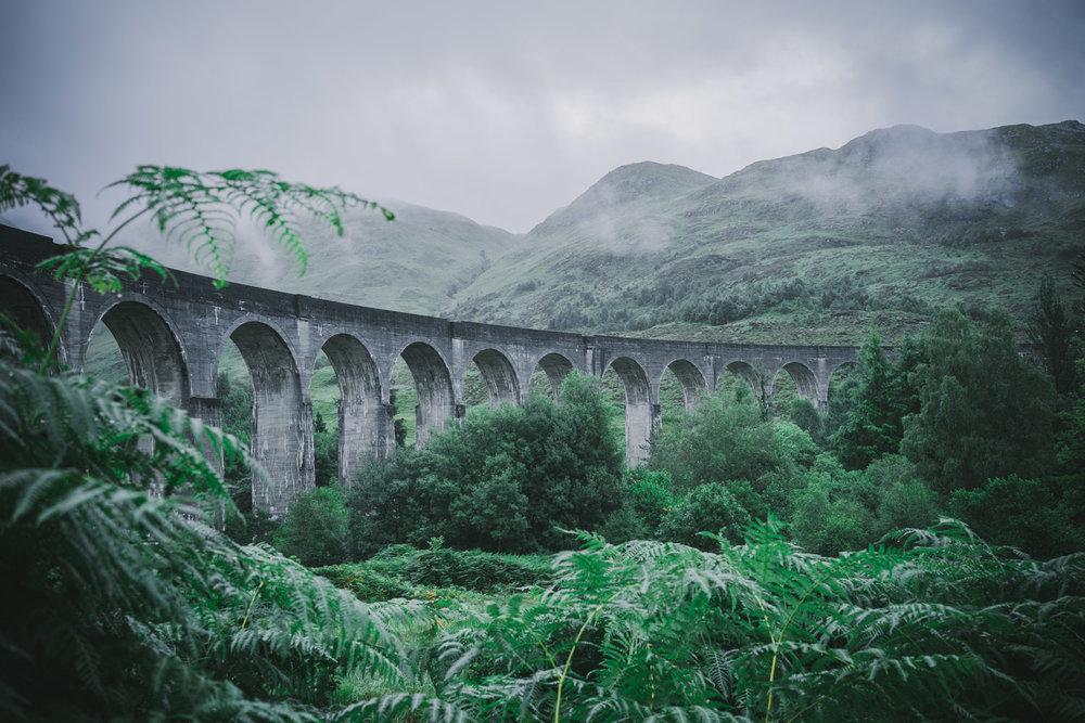 Glenfinnan Viaducto