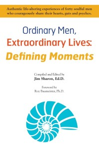 $7.99 Book: Ordinary Men, Extraordinary Lives: Defining Moments, with a chapter from Doug Gertner