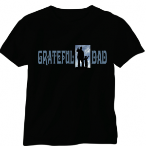 $20.00              The Grateful Dad® T-shirt