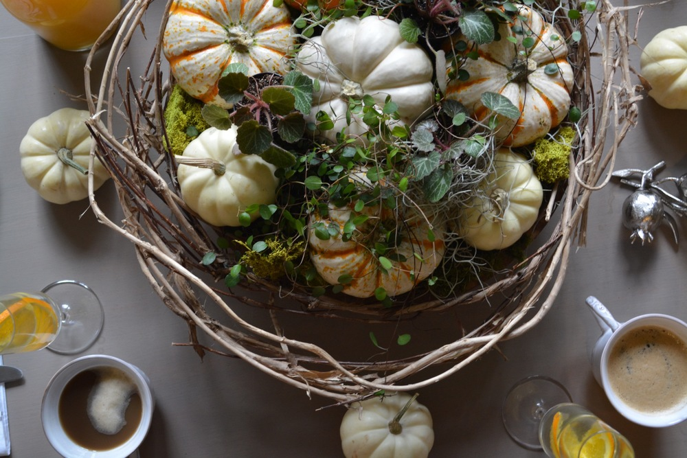 Details // Autumn Brinner Party