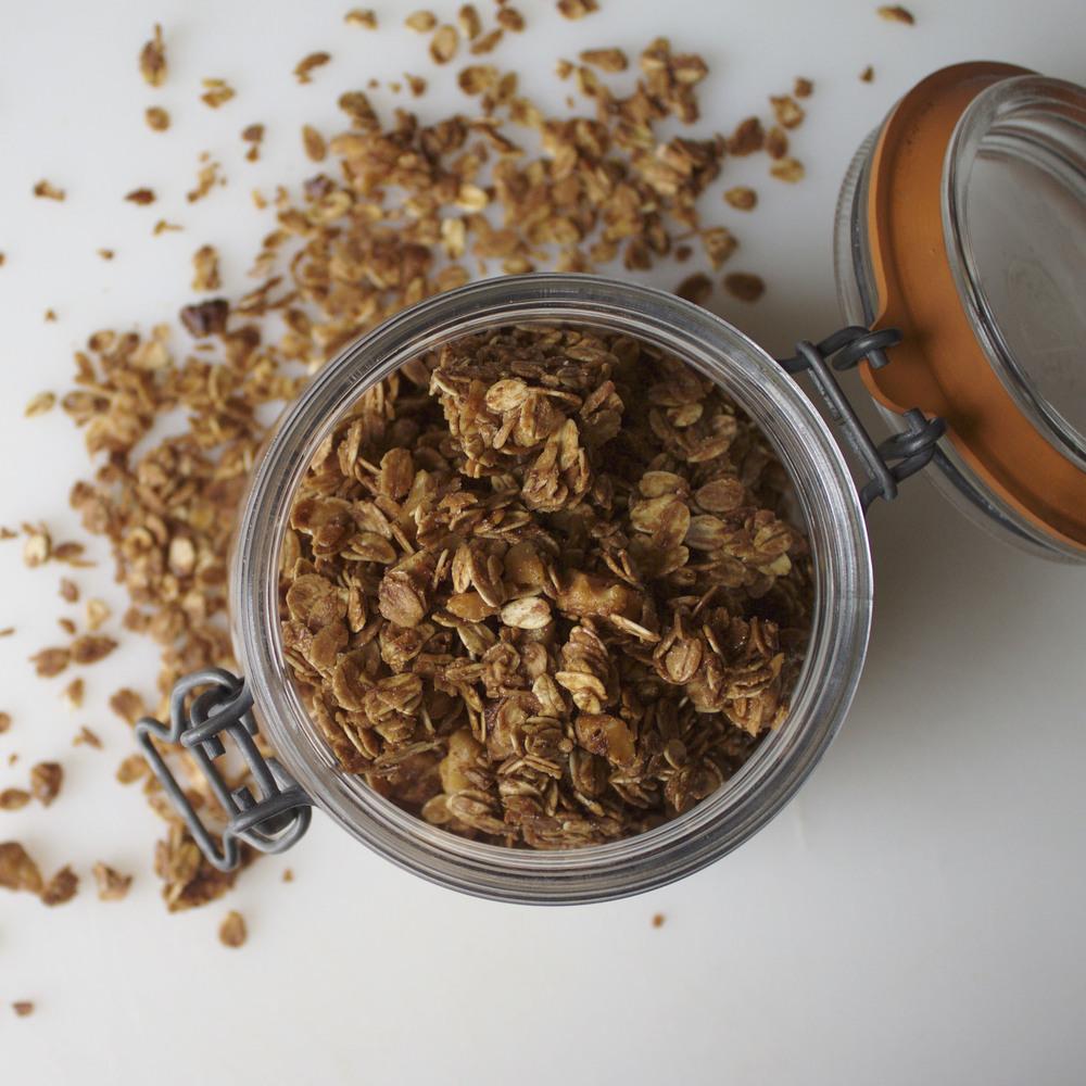basic granola