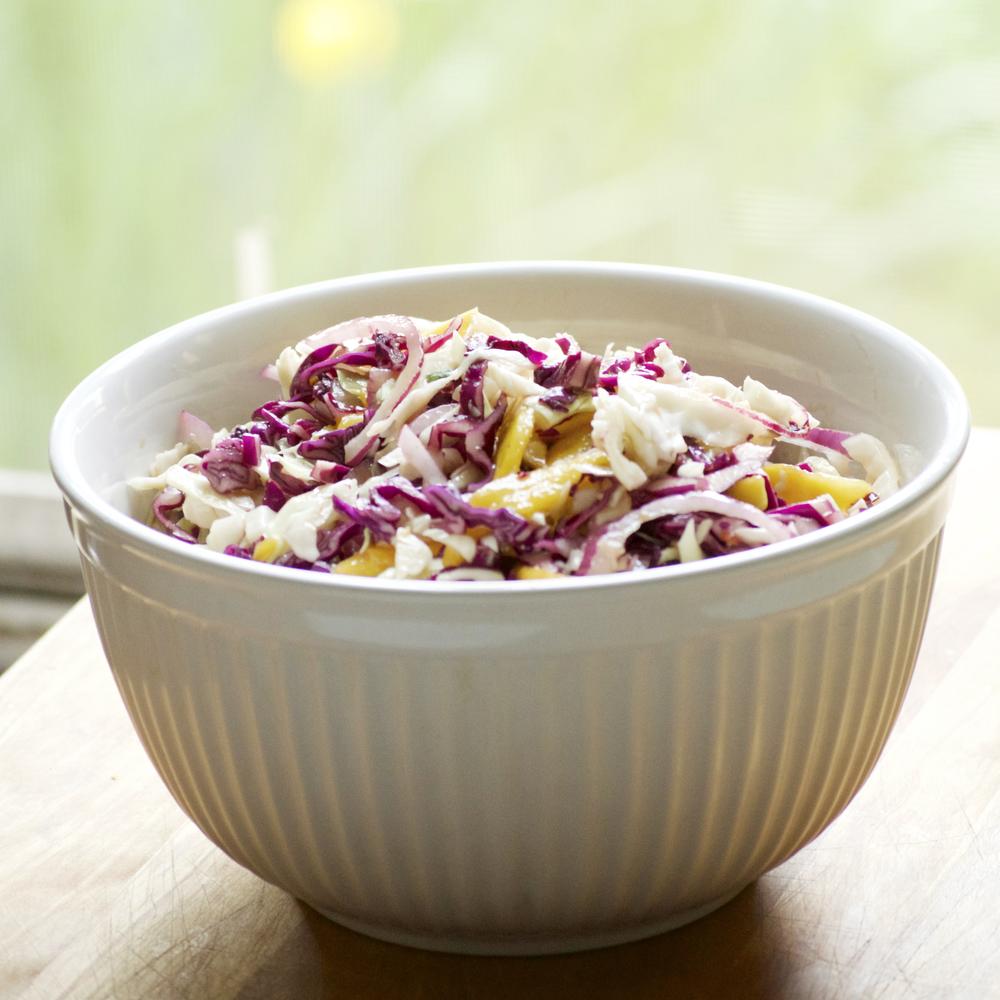 caribbean coleslaw