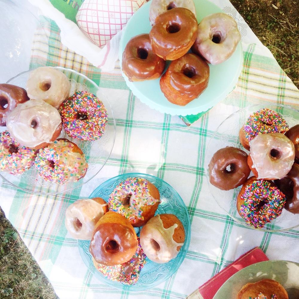 dixie doughnuts