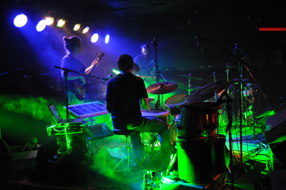 Starbrand at the Blind Pig in Ann Arbor, MI, 2009  Photo Credit: Cory Robinson