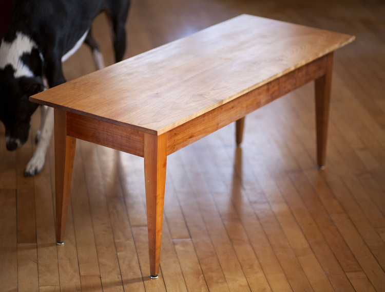 Shaker Coffee Table Shaker Style Coffee Table