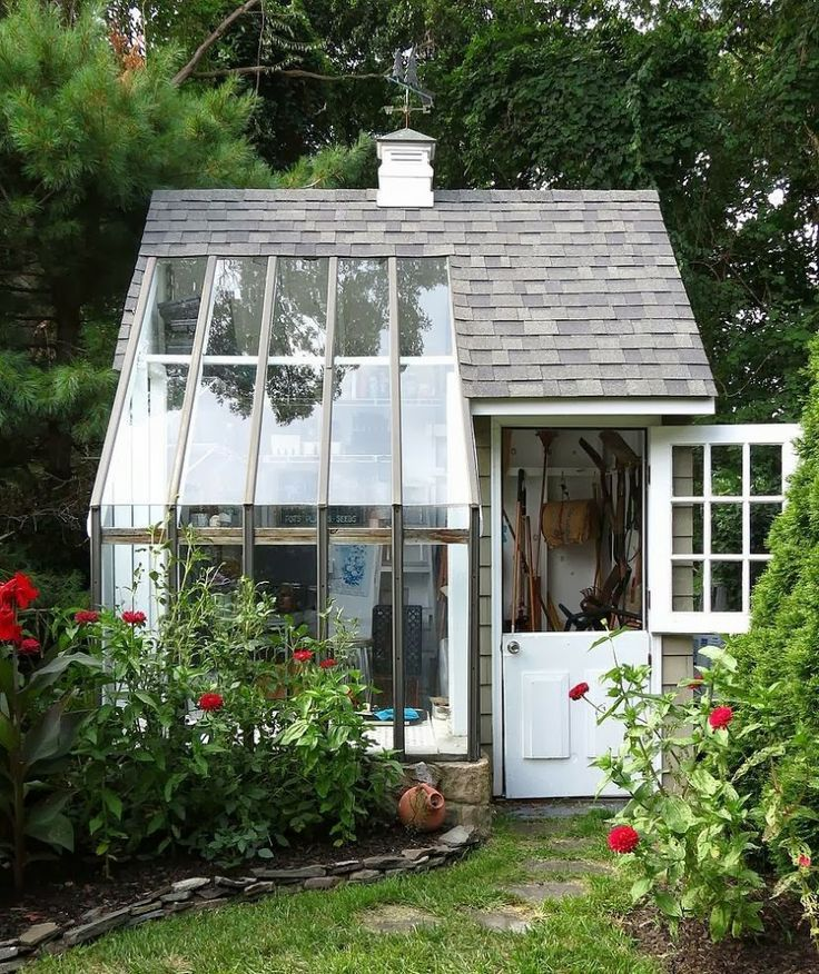 We Searched And Searched For The Perfect Tiny Greenhouse And Found A Lot  That Were Adorable. Look Below For Inspiration Because They Are Super Cute.