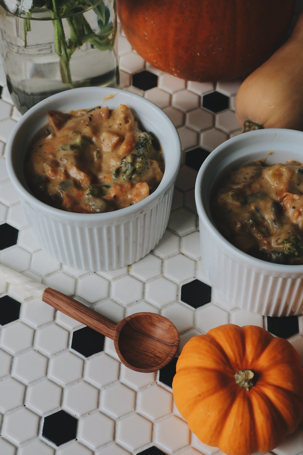 From the Garden | Harvest Pot Pie - Under A Tin Roof Blog