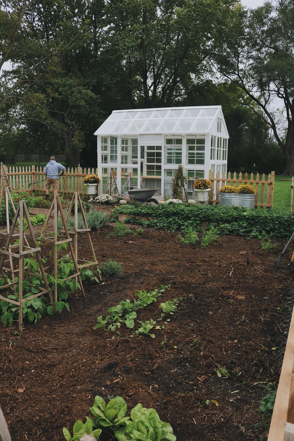 Returning to Our Roots | Why You Shouldn't Put Your Garden to Bed! - Under A Tin Roof Blog