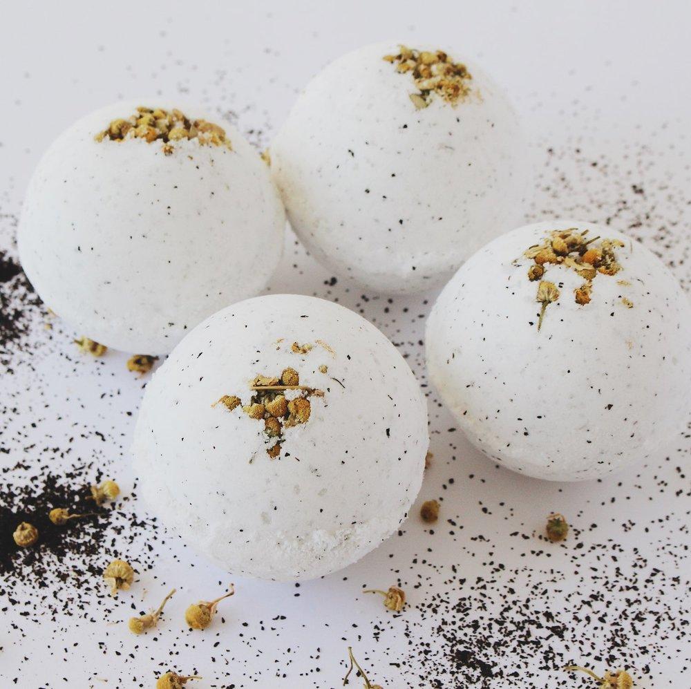 3 Easy Bath Bomb Recipes