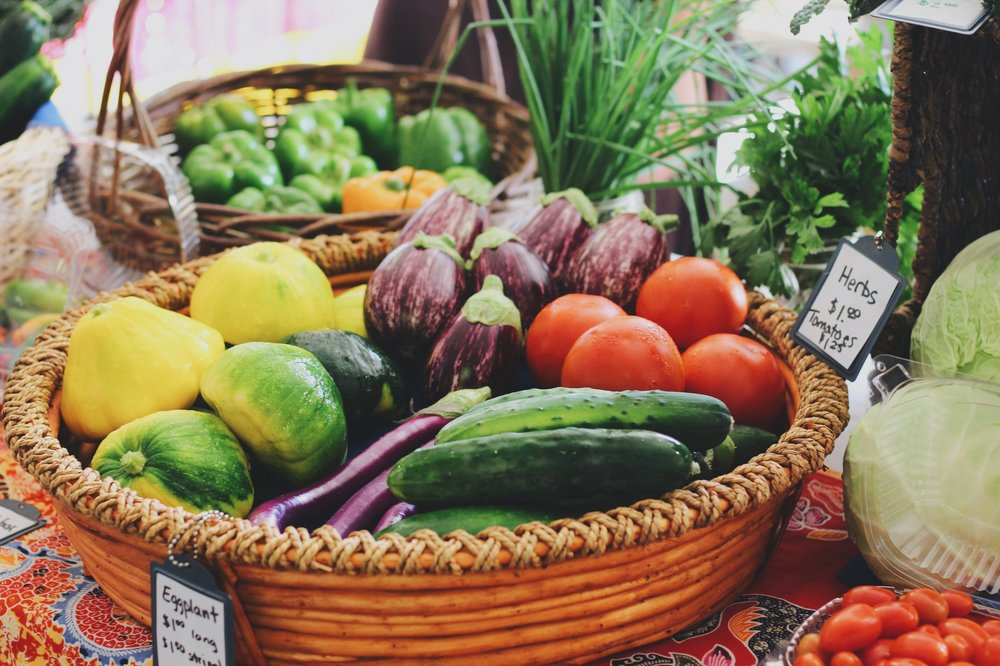 The Truth Behind Our Food: Eating + Living Wholly