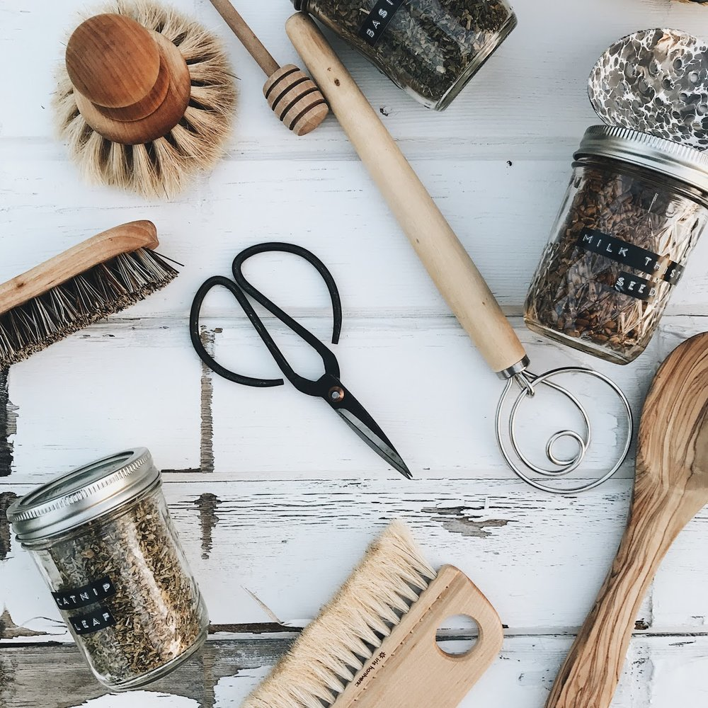 Our Favorite Tools for the Homestead