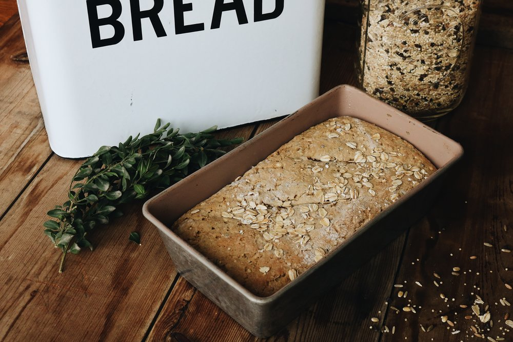 Ancient Multi Grain Bread - Under A Tin Roof Blog