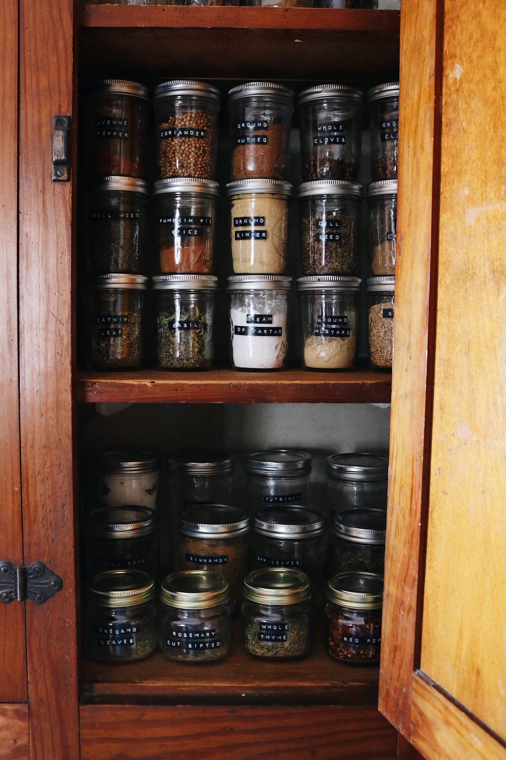 Bulk Pantry Staples - Under A Tin Roof Blog