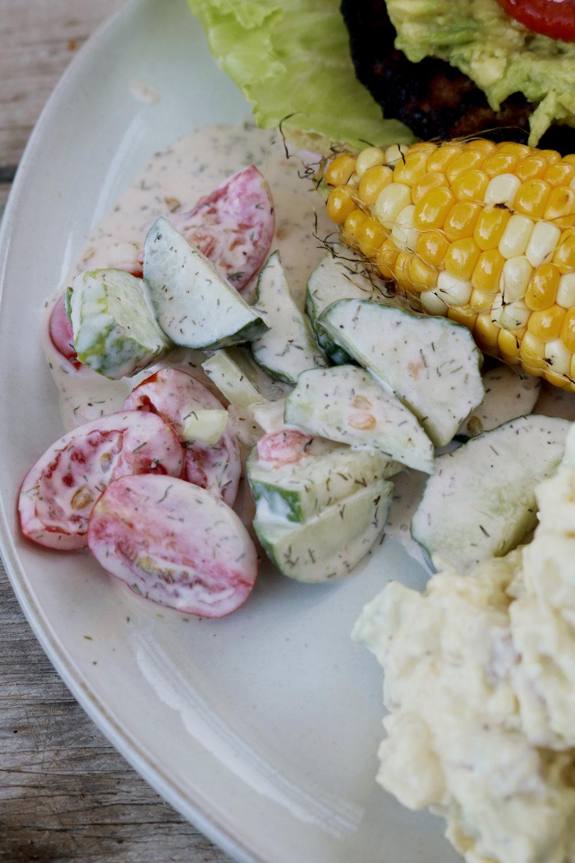 CSA Week Seven Recipes - Under A Tin Roof Blog