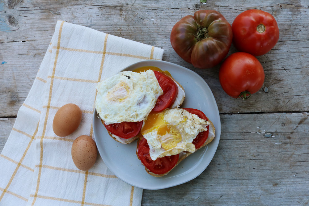 CSA Week Eight Recipes - Under A Tin Roof Blog