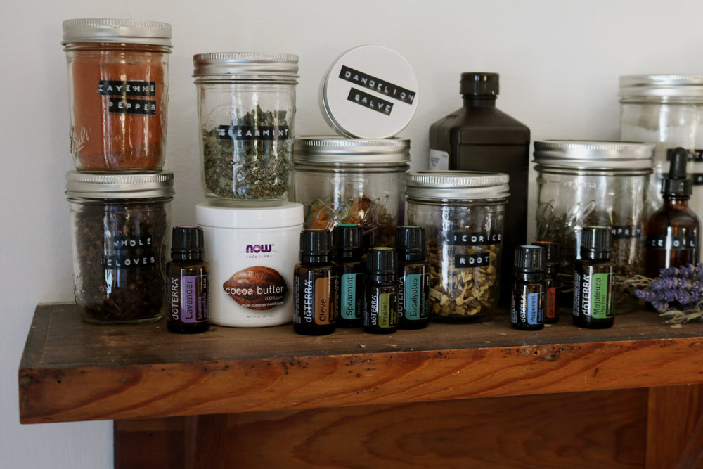Create a Natural First Aid and Illness Kit - Under A Tin Roof Blog