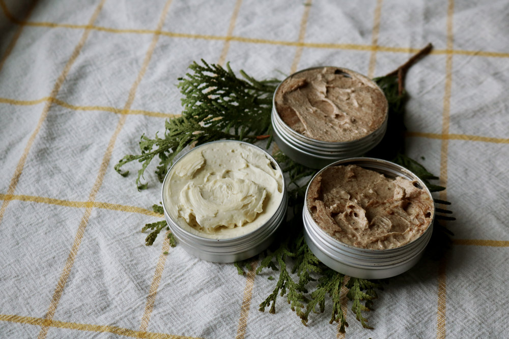 Body Butter Three Ways - Under A Tin Roof Blog