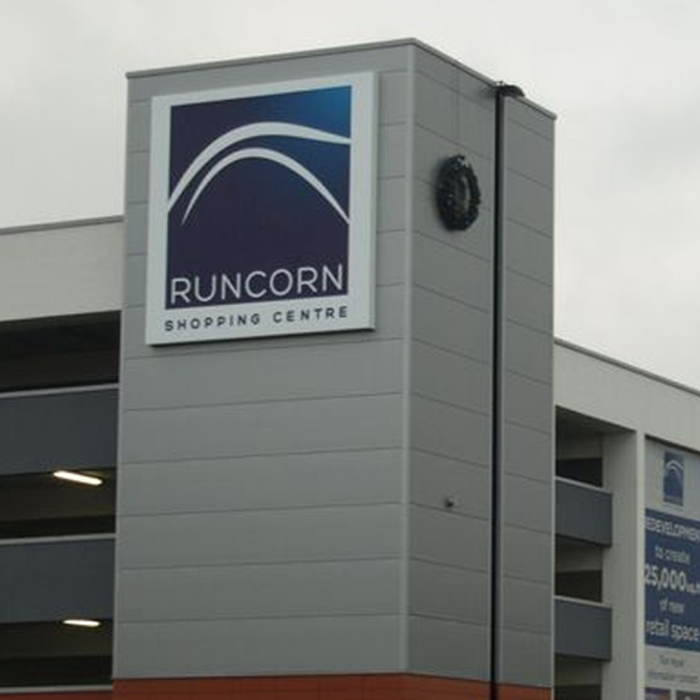 Runcorn Shopping Centre - 2013 - 2017This was the name of centre until I was involved in the rebrand. Since 2013 there has been investment in the upgrade of the carparks and huge efforts made to turn the centre around. The struggle is to get more high street brands into the centre.