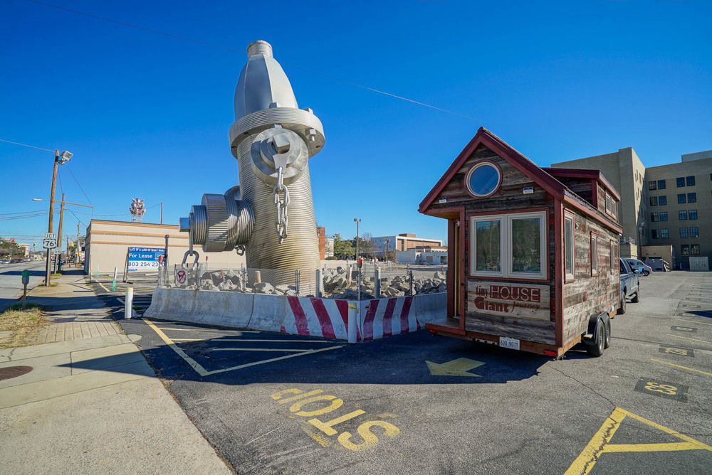 Worlds Largest Fire Hydrant Columbia South Carolina Montgomery Martin.jpg