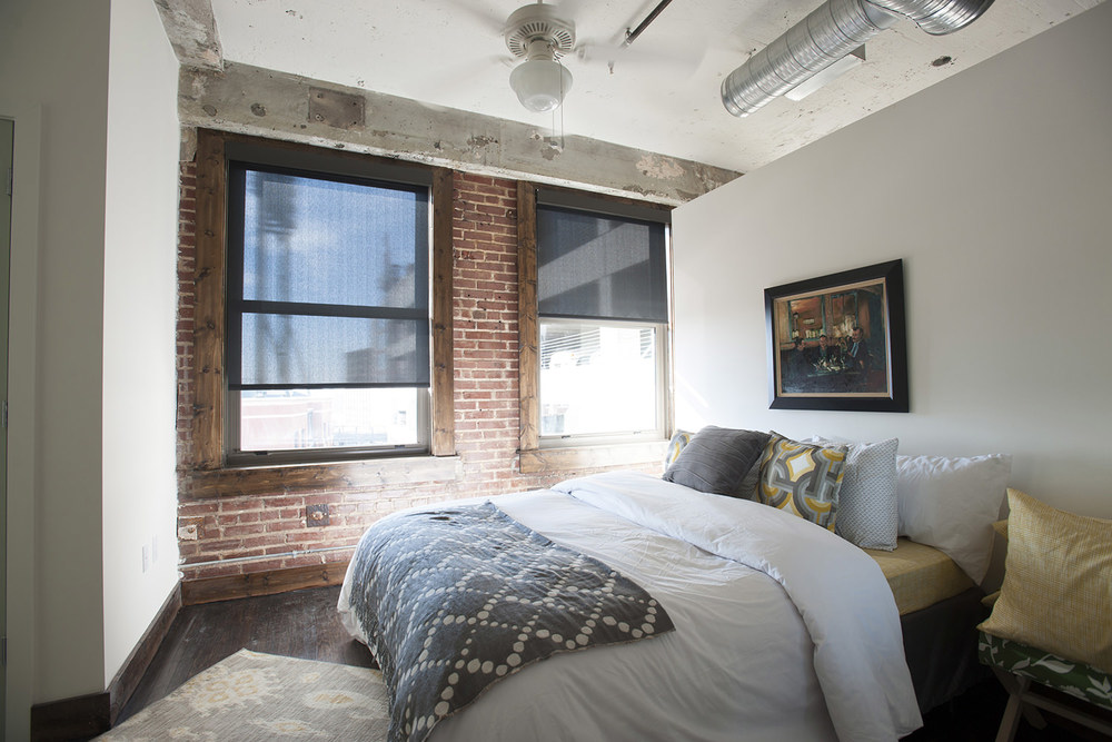 Pressbox Lofts Downtown Memphis, Tennessee - Historic Redevelopment Renovation - 7.jpg