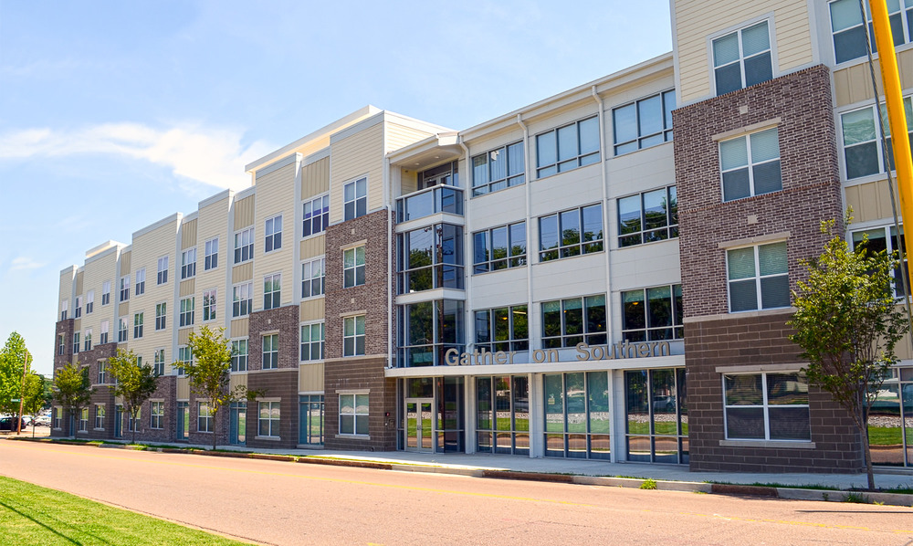 Gather on Southern | University of Memphis Multi-Family Student Housing