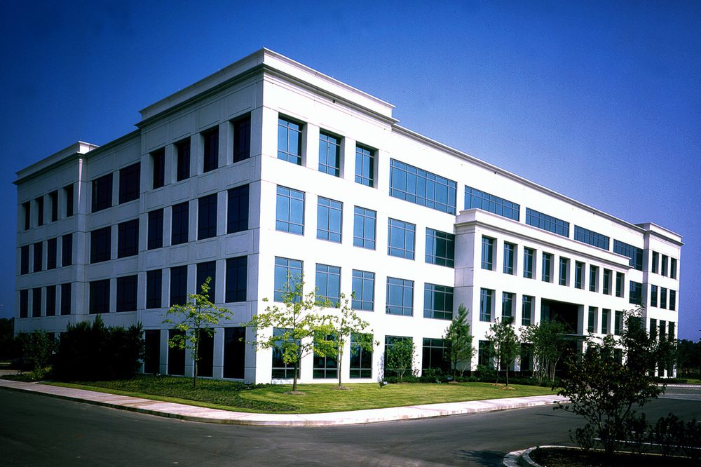 Lenox Park Corporate Commercial Office Construction in Memphis. TN