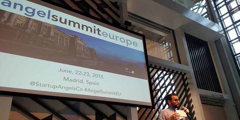 Opening AngelSummit Europe