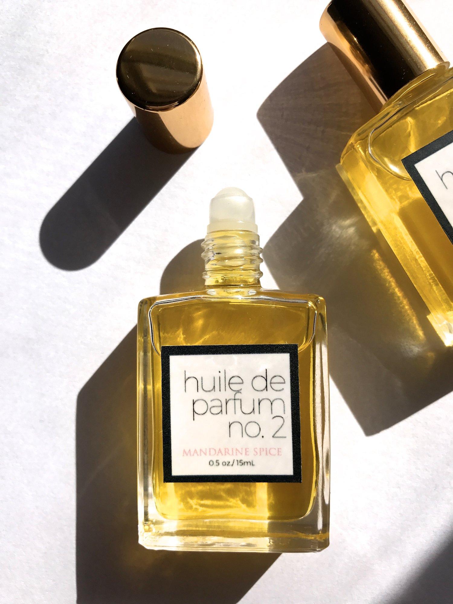Signature Huile De Parfum Mandarine Spice Notablysmittenlimited