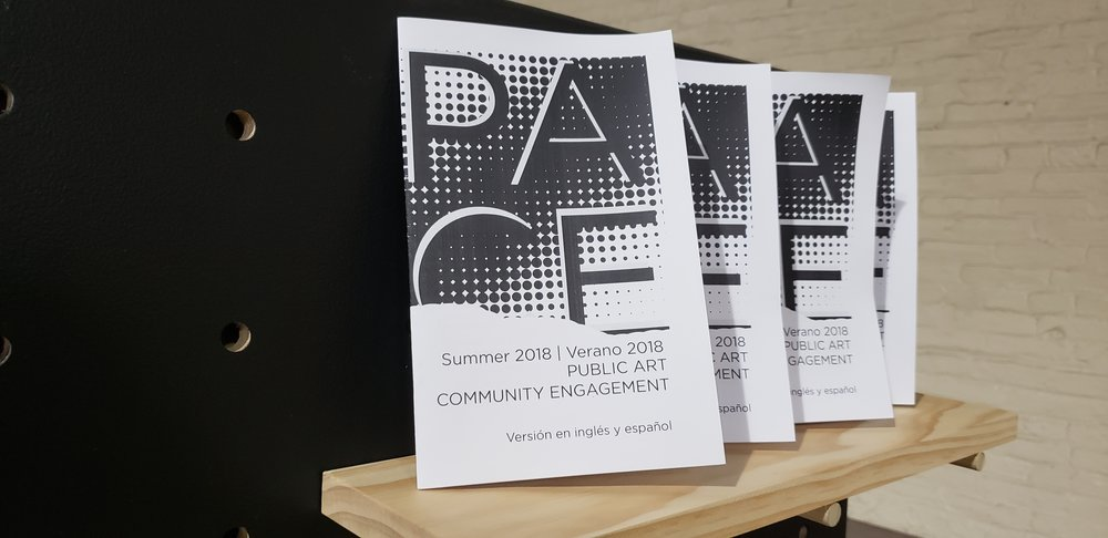 PACE Summer 2018 - Download our first zine for free here!