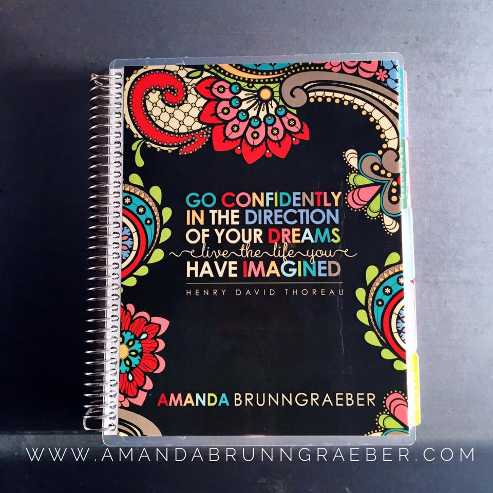 Erin Condren Planner Quote