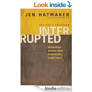 Interrupted by Jen Hatmaker   www.amandabrunngraeber.com