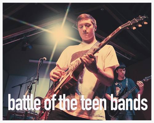 battle of teen bands