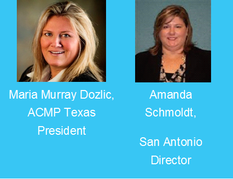 Congrats to Maria and Amanda on your CCMP designations!