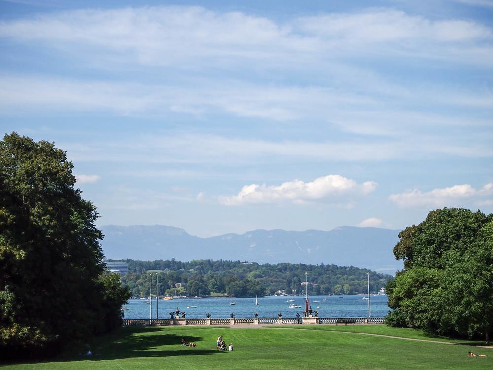 Parc de la Grange in Geneva