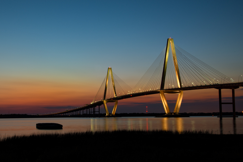 New Cooper River Bridge - Charleston SC