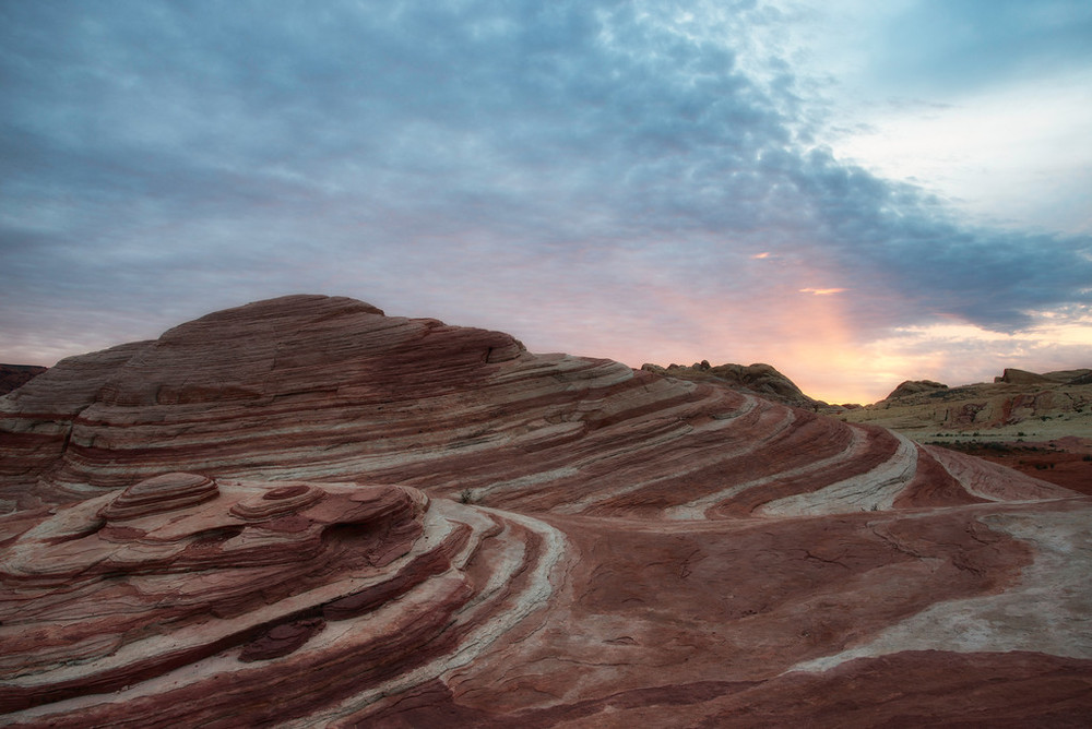 """Valley Of Fire State Park - The Wave"""