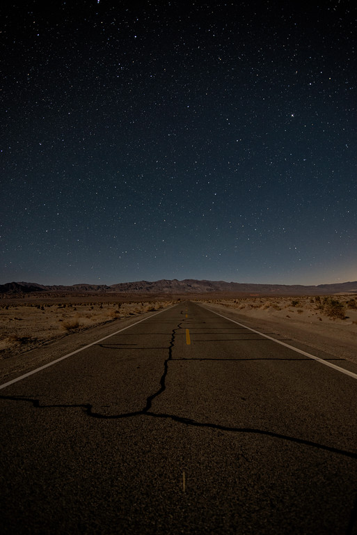 """Highway to the Stars - Death Valley National Park"""